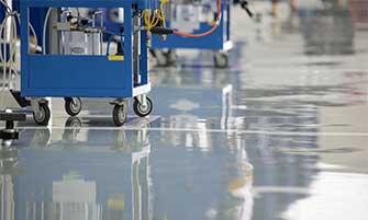 Commercial Epoxy Flooring Naperville