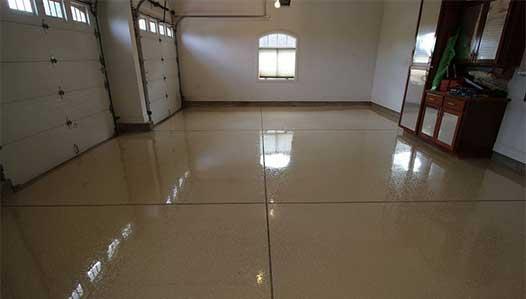 Garage Floor Epoxy Flooring Naperville