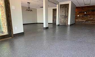 Residential Epoxy Flooring Naperville
